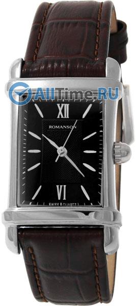 Мужские часы Romanson TL0338MW(BK) мужские часы romanson tl0338mw bk