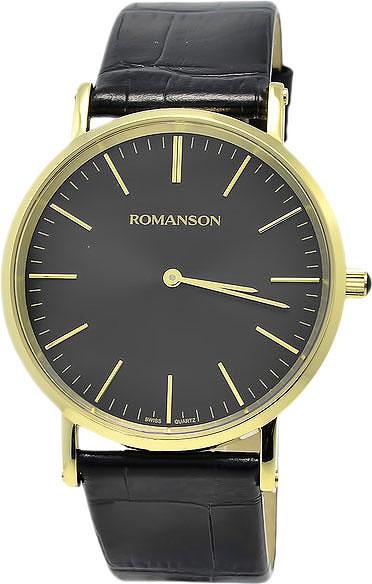 цена на Мужские часы Romanson TL0387MG(BK)