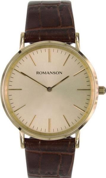Мужские часы Romanson TL0387MG(GD) все цены