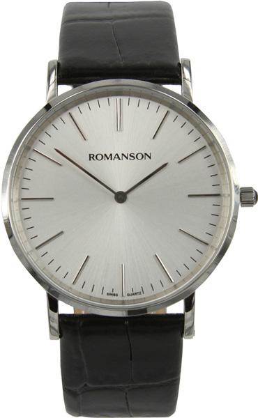Мужские часы Romanson TL0387MW(WH)