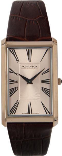 Мужские часы Romanson TL0390MR(RG) romanson tm 0390 mr bk