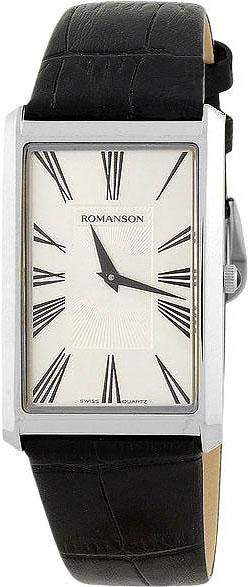 лучшая цена Мужские часы Romanson TL0392MW(WH)
