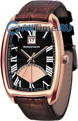 Мужские часы Romanson TL0394MR(BK)