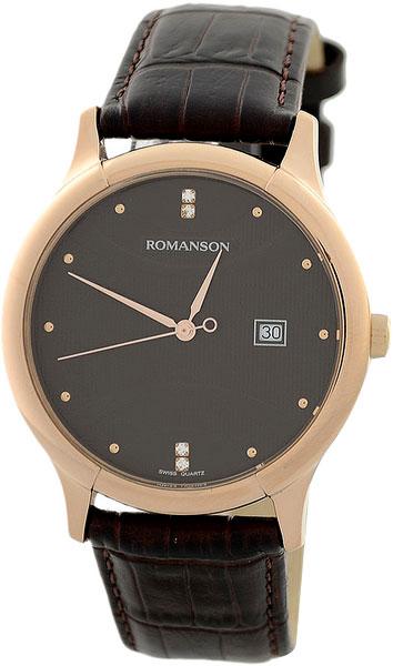 Мужские часы Romanson TL1213SMR(BN)
