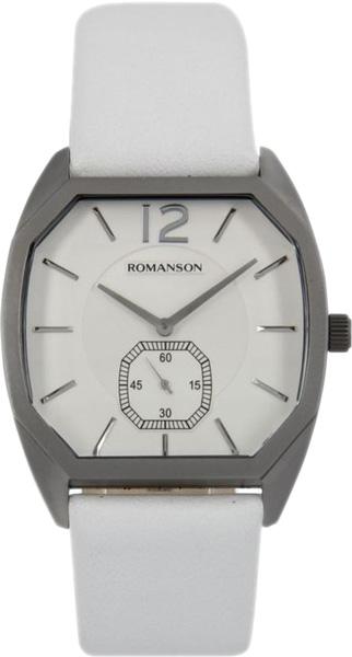 Мужские часы Romanson TL1247MW(WH)