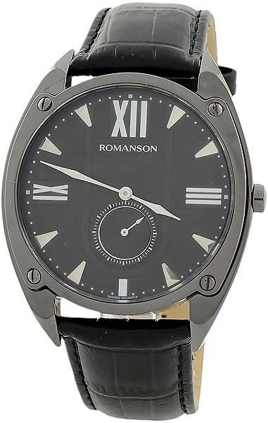 Мужские часы Romanson TL1272JMB(BK)-ucenka
