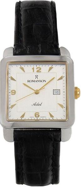 Мужские часы Romanson TL1579DMC(WH) цена и фото