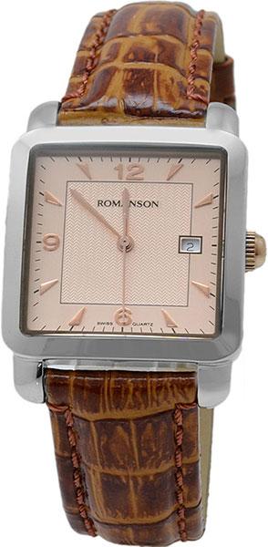 Мужские часы Romanson TL1579DMJ(RG) все цены