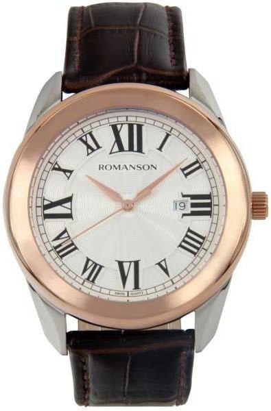 Мужские часы Romanson TL2615MJWHBN