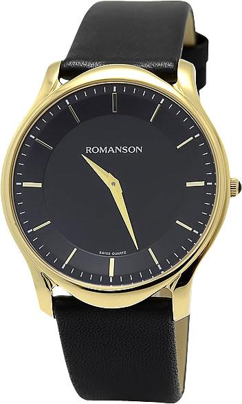 Мужские часы Romanson TL2617MG(BK)BK