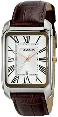 Мужские часы Romanson TL2632MJ(WH)BN все цены