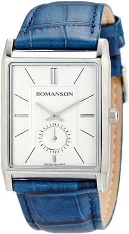 Мужские часы Romanson TL3237JMW(WH)BU все цены