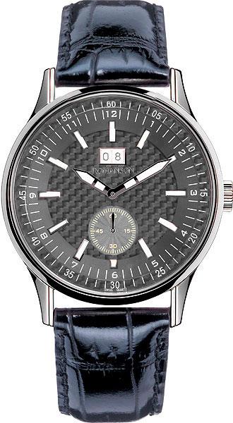 Мужские часы Romanson TL4131SMW(BK)