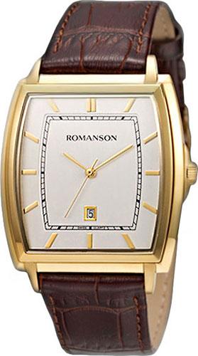 Мужские часы Romanson TL4202MG(WH)