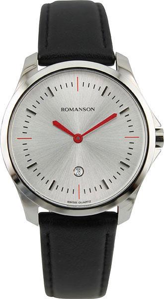 Женские часы Romanson TL4214UUW(WH)BK