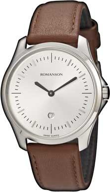 лучшая цена Женские часы Romanson TL4214UUW(WH)BN