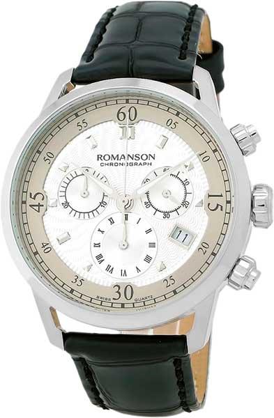 Мужские часы Romanson TL4223HMW(WH) все цены