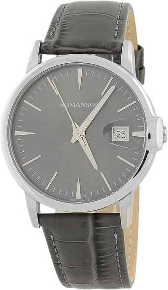 Мужские часы Romanson TL4227MW(GR)-ucenka
