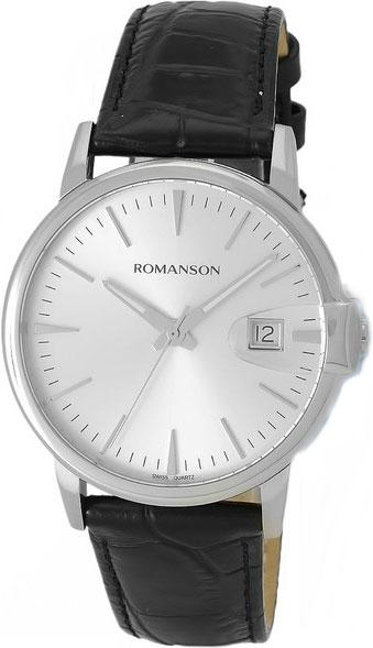 Мужские часы Romanson TL4227MW(WH) мужские часы romanson tl5140smc wh