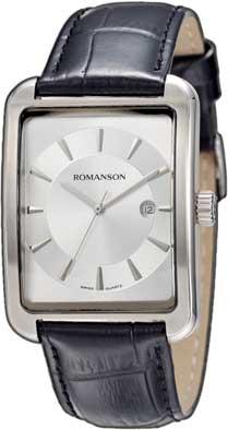 Мужские часы Romanson TL4228MW(WH)