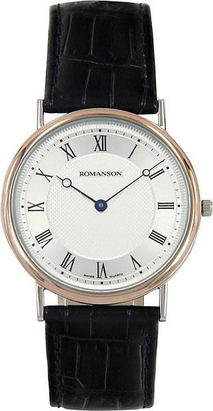Мужские часы Romanson TL5110MJ(WH)