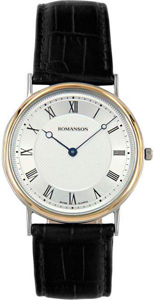Мужские часы Romanson TL5110SMC(WH) все цены