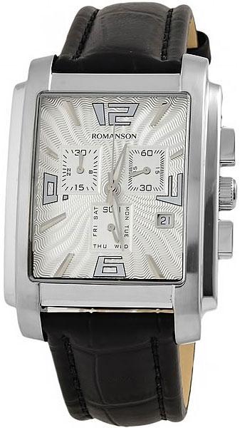 Мужские часы Romanson TL5140HMW(WH) цены
