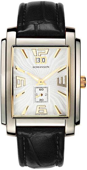 Мужские часы Romanson TL5140SMC(WH) все цены