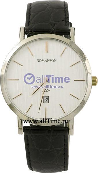 Мужские часы Romanson TM1274FMW(WH) Мужские часы Romanson TL6522CMR(WH)