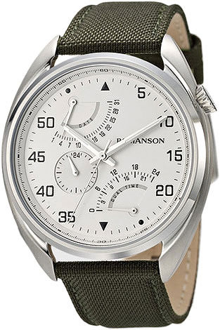 Мужские часы Romanson TL5A01FMW(WH)