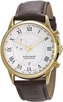 Мужские часы Romanson TL5A22HMGWH