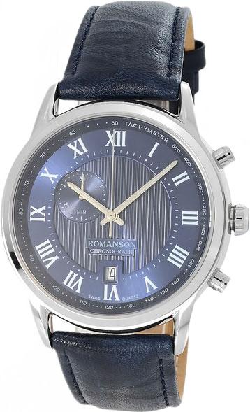 цена на Мужские часы Romanson TL5A22HMW(BU)