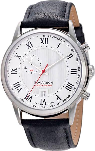 Мужские часы Romanson TL5A22HMWWH