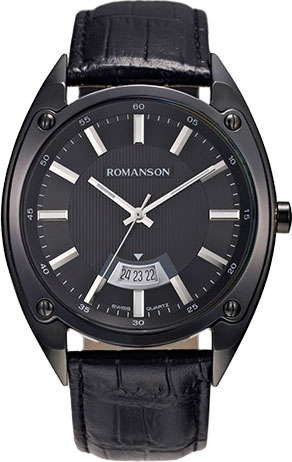 Мужские часы Romanson TL6A20MMB(BK) цена и фото