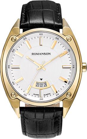 цена Мужские часы Romanson TL6A20MMG(WH) онлайн в 2017 году
