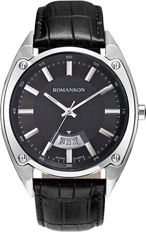 Мужские часы Romanson TL6A20MMW(BK) все цены