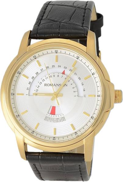 Мужские часы в коллекции Adel Мужские часы Romanson TL6A21CMG(WH) фото