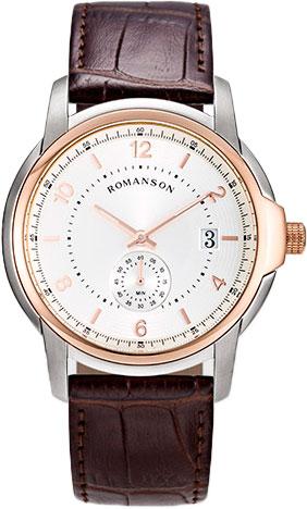 Мужские часы Romanson TL6A21JMJ(WH) цена и фото