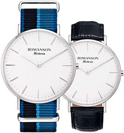 Женские часы Romanson TL6A30MMW(WH) цена