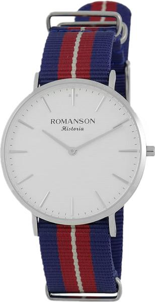 цена на Мужские часы Romanson TL6A30MMW(WH)BU