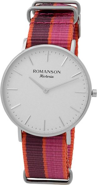 Женские часы Romanson TL6A30UUW(WH) цена и фото