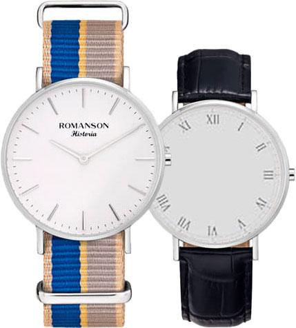 Женские часы Romanson TL6A30UUW(WH)GR цена и фото