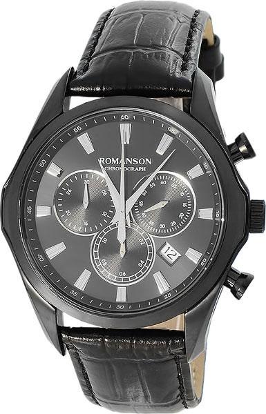 Мужские часы Romanson TL6A35HMB(BK)