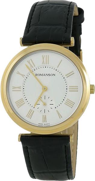 цена Мужские часы Romanson TL6A36MMG(WH) онлайн в 2017 году