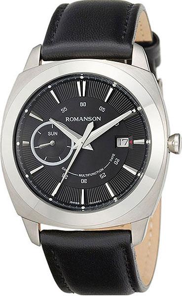 Мужские часы Romanson TL6A37FMW(BK)