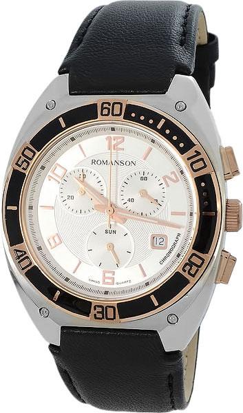Мужские часы Romanson TL6A38HMJ(WH) все цены