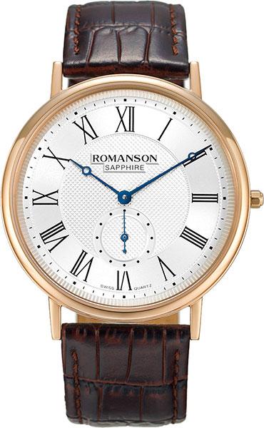 Мужские часы Romanson TL7A24CMR(WH)