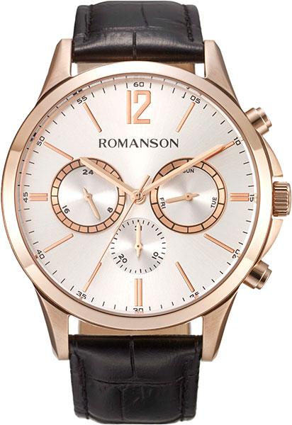 Мужские часы в коллекции Adel Мужские часы Romanson TL8A26FMR(WH) фото