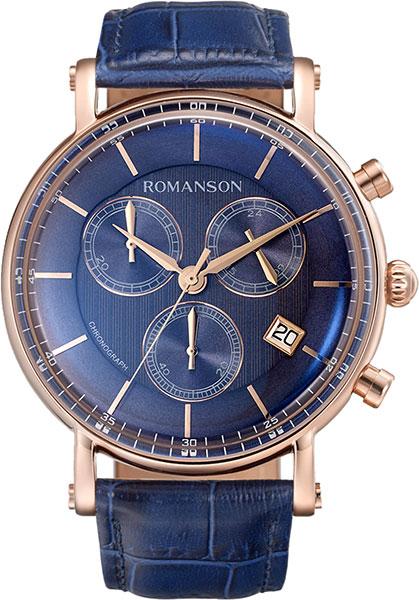 Мужские часы Romanson TL8A27HMR(BU) все цены