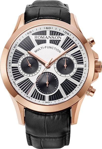 Мужские часы Romanson TL8A30FMR(BK)